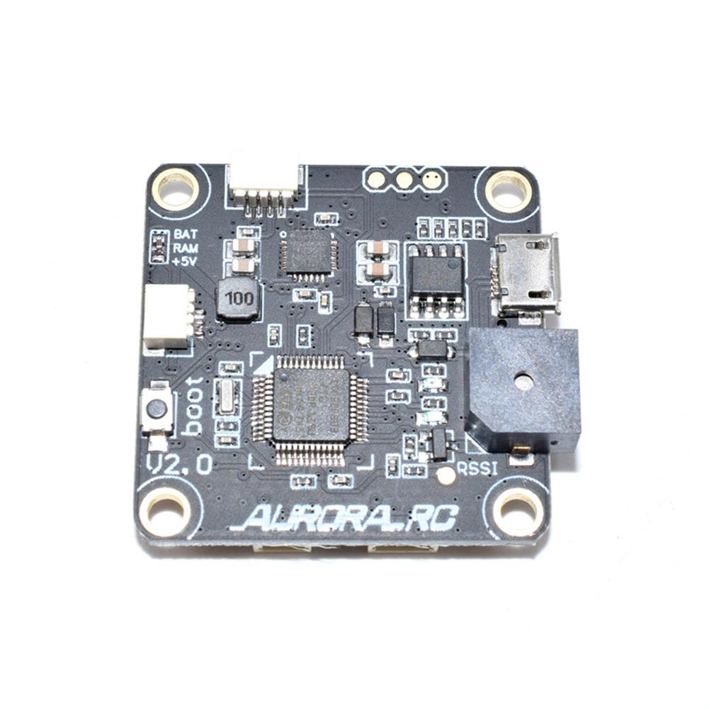 multi-rotor-parts AuroraRC 30.5*30.5mm AR-F3PRO Flight Controller Built-in OSD 5V/3A BEC for FPV RC Drone RC1293793 3