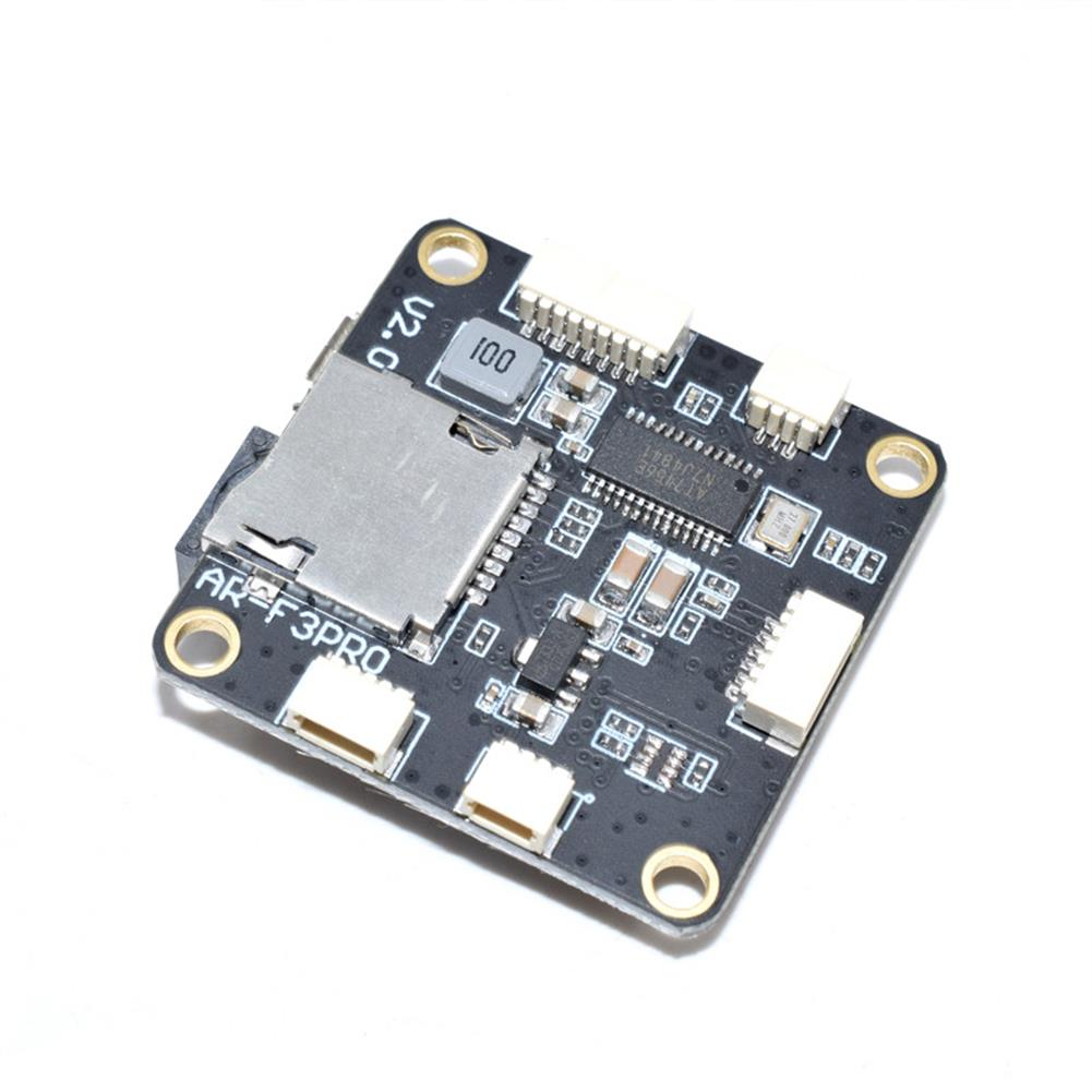 multi-rotor-parts AuroraRC 30.5*30.5mm AR-F3PRO Flight Controller Built-in OSD 5V/3A BEC for FPV RC Drone RC1293793 4