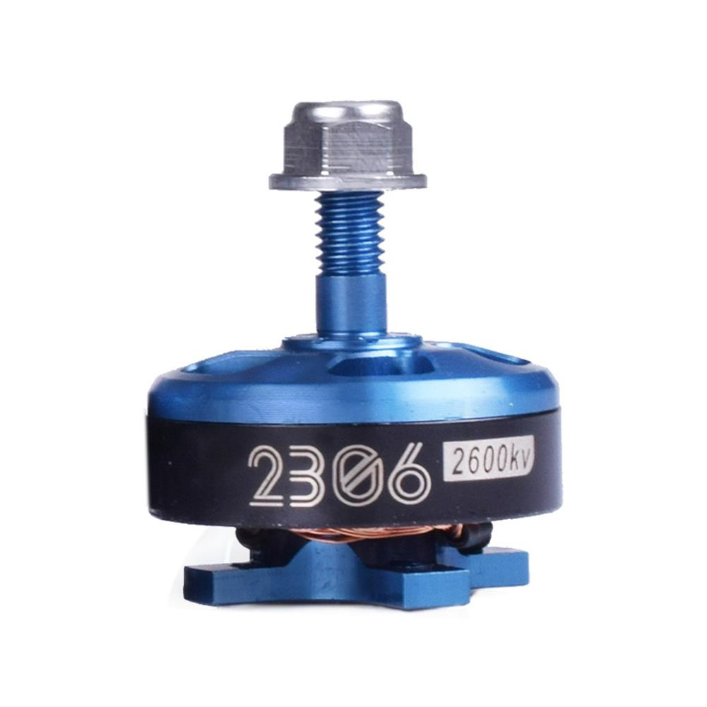 multi-rotor-parts Lisamrc 2306 2600KV 3-6S Brushless Motor CW Thread for RC Drone FPV Racing RC1294276
