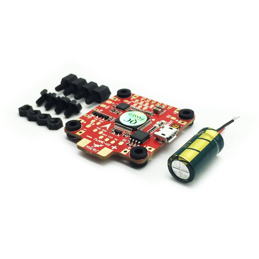 multi-rotor-parts HGLRC 30.5x30.5mm F4 FLAME V2 Flight Controller Betaflight OSD 5V BEC for RC Drone RC1295250 2