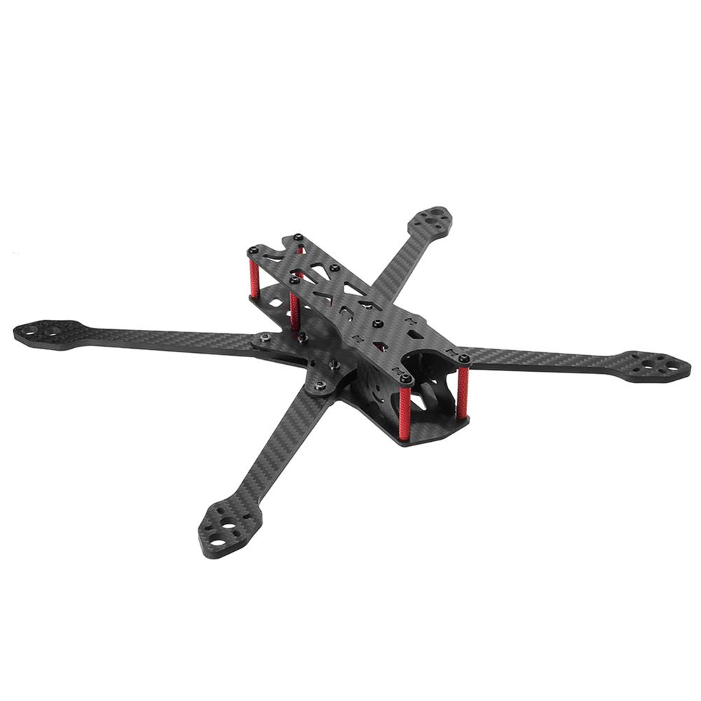 multi-rotor-parts Realacc Martian IV 7 Inch 300mm Wheelbase 4mm Arm Carbon Fiber FPV Racing Frame Kit RC1295851
