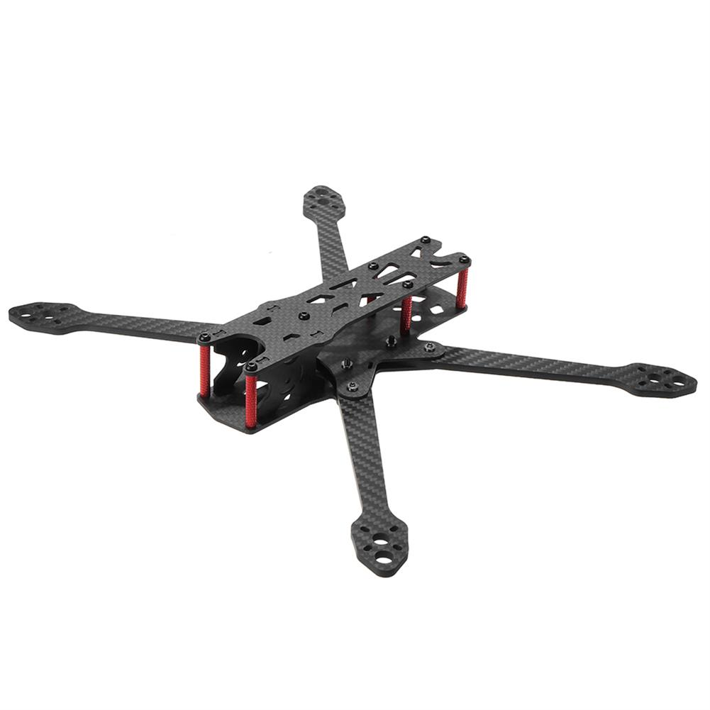 multi-rotor-parts Realacc Martian IV 7 Inch 300mm Wheelbase 4mm Arm Carbon Fiber FPV Racing Frame Kit RC1295851 1