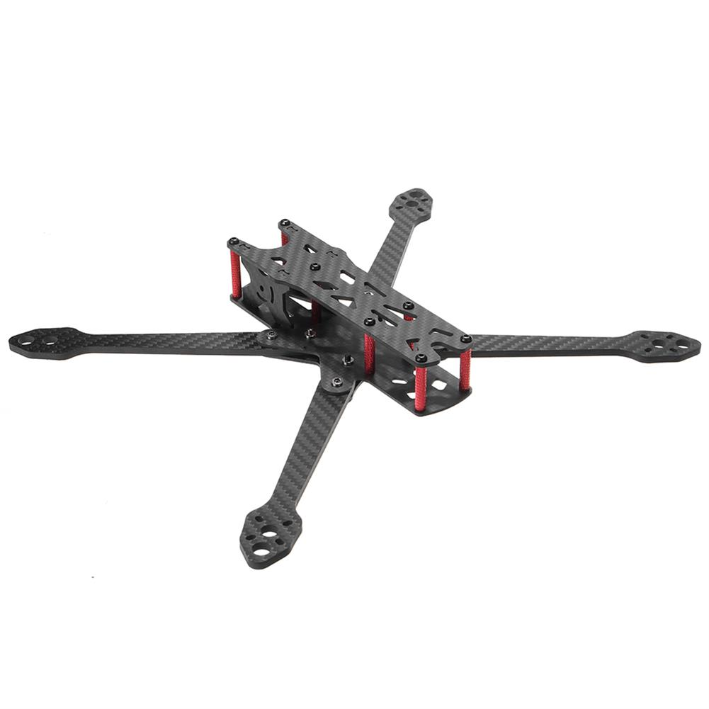 multi-rotor-parts Realacc Martian IV 7 Inch 300mm Wheelbase 4mm Arm Carbon Fiber FPV Racing Frame Kit RC1295851 3