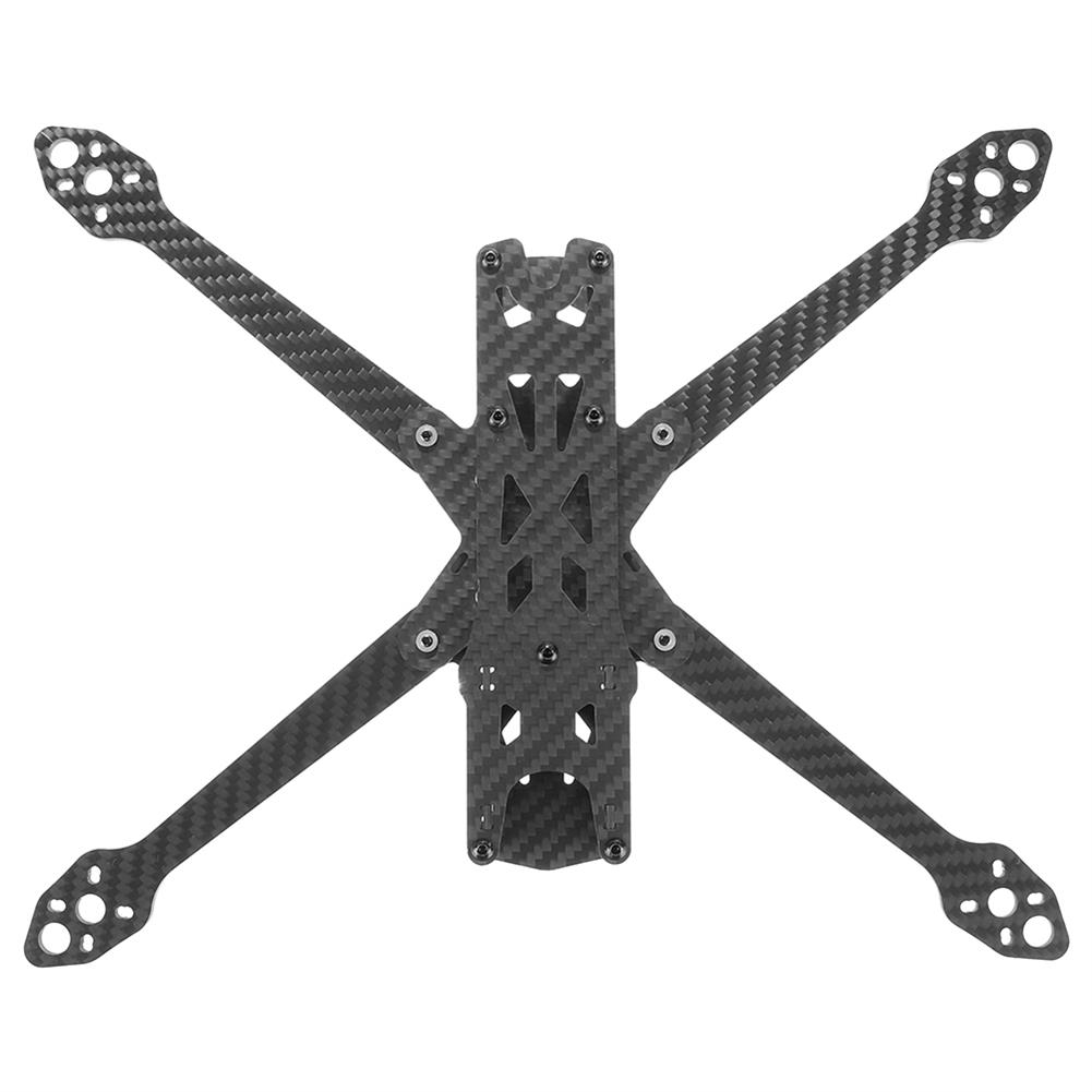 multi-rotor-parts Realacc Martian IV 7 Inch 300mm Wheelbase 4mm Arm Carbon Fiber FPV Racing Frame Kit RC1295851 5