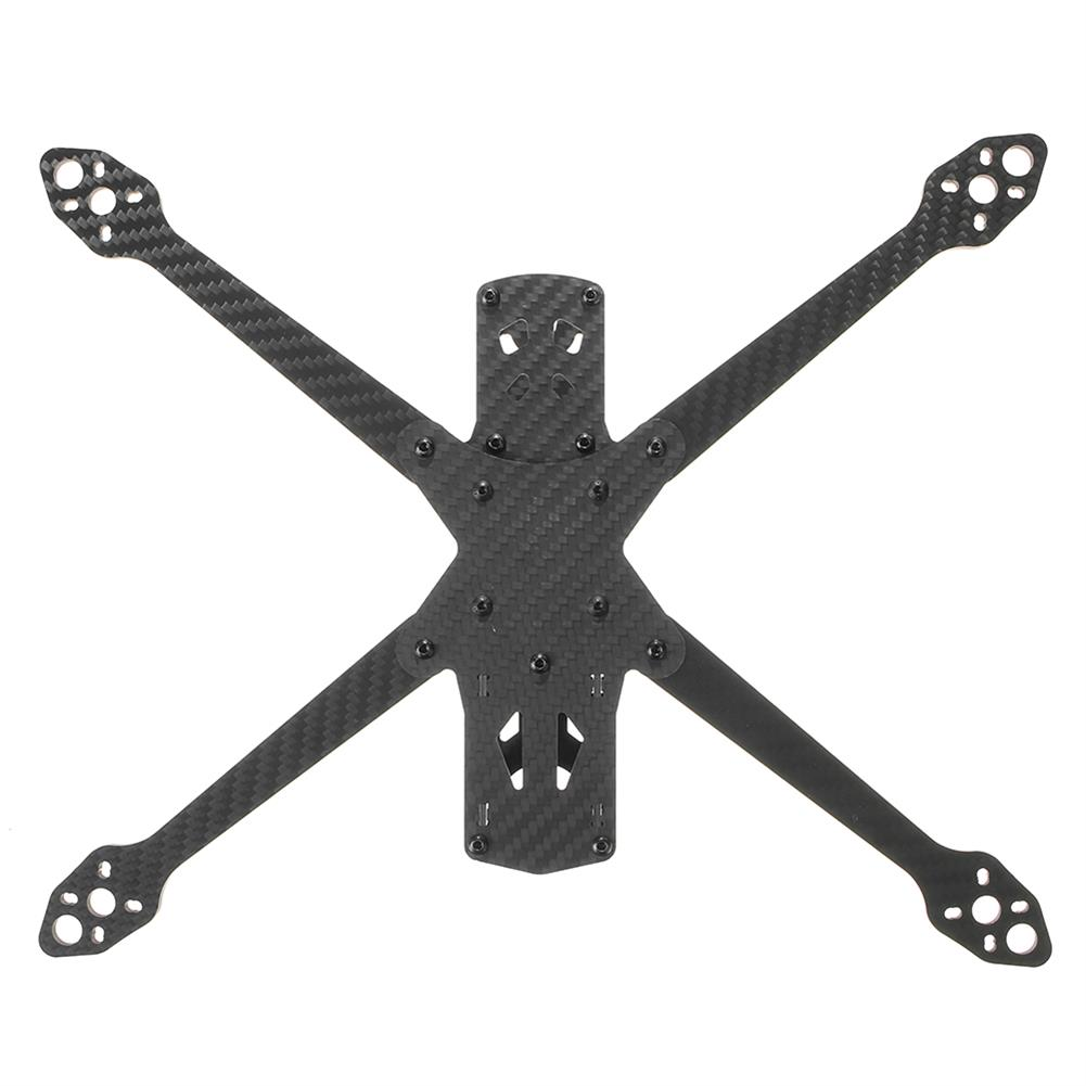 multi-rotor-parts Realacc Martian IV 7 Inch 300mm Wheelbase 4mm Arm Carbon Fiber FPV Racing Frame Kit RC1295851 6