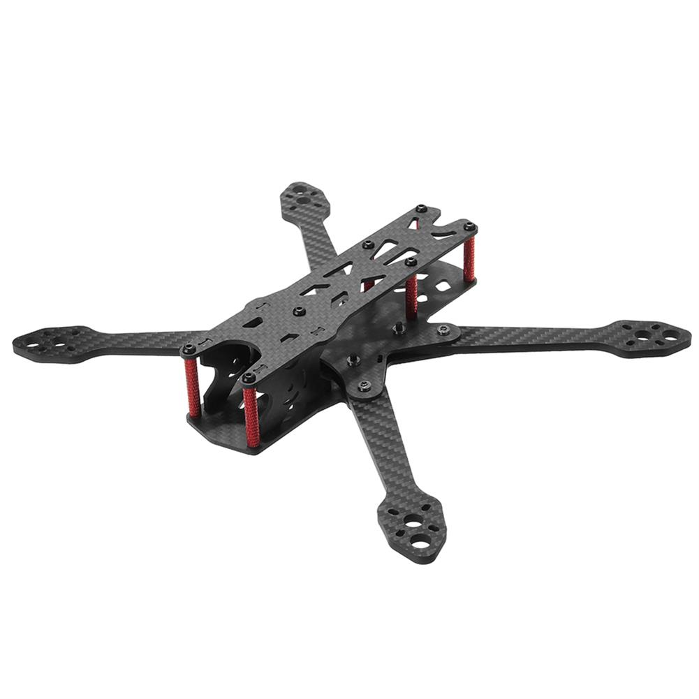 multi-rotor-parts Realacc Martian IV 6 Inch 250mm Wheelbase 4mm Arm Carbon Fiber FPV Racing Frame Kit RC1295870