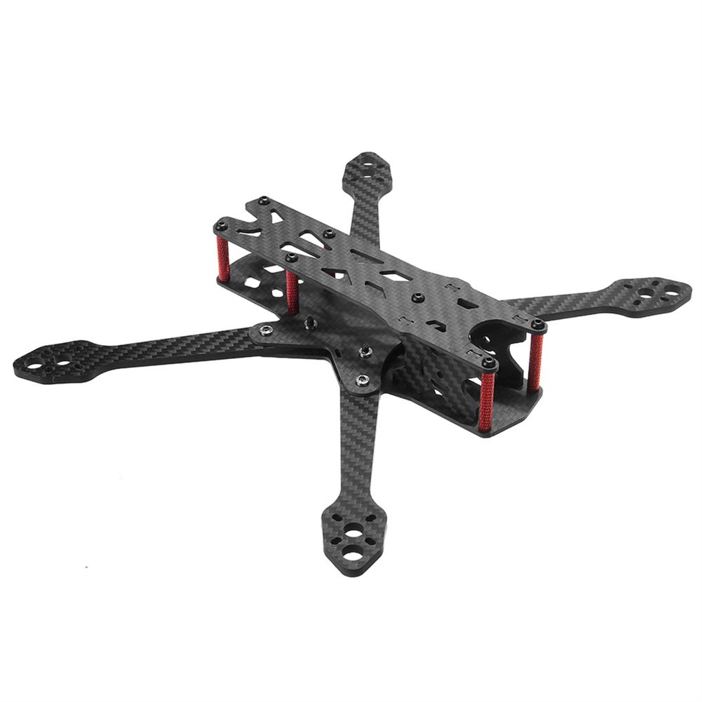 multi-rotor-parts Realacc Martian IV 6 Inch 250mm Wheelbase 4mm Arm Carbon Fiber FPV Racing Frame Kit RC1295870 1