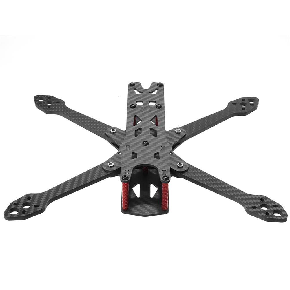 multi-rotor-parts Realacc Martian IV 6 Inch 250mm Wheelbase 4mm Arm Carbon Fiber FPV Racing Frame Kit RC1295870 2