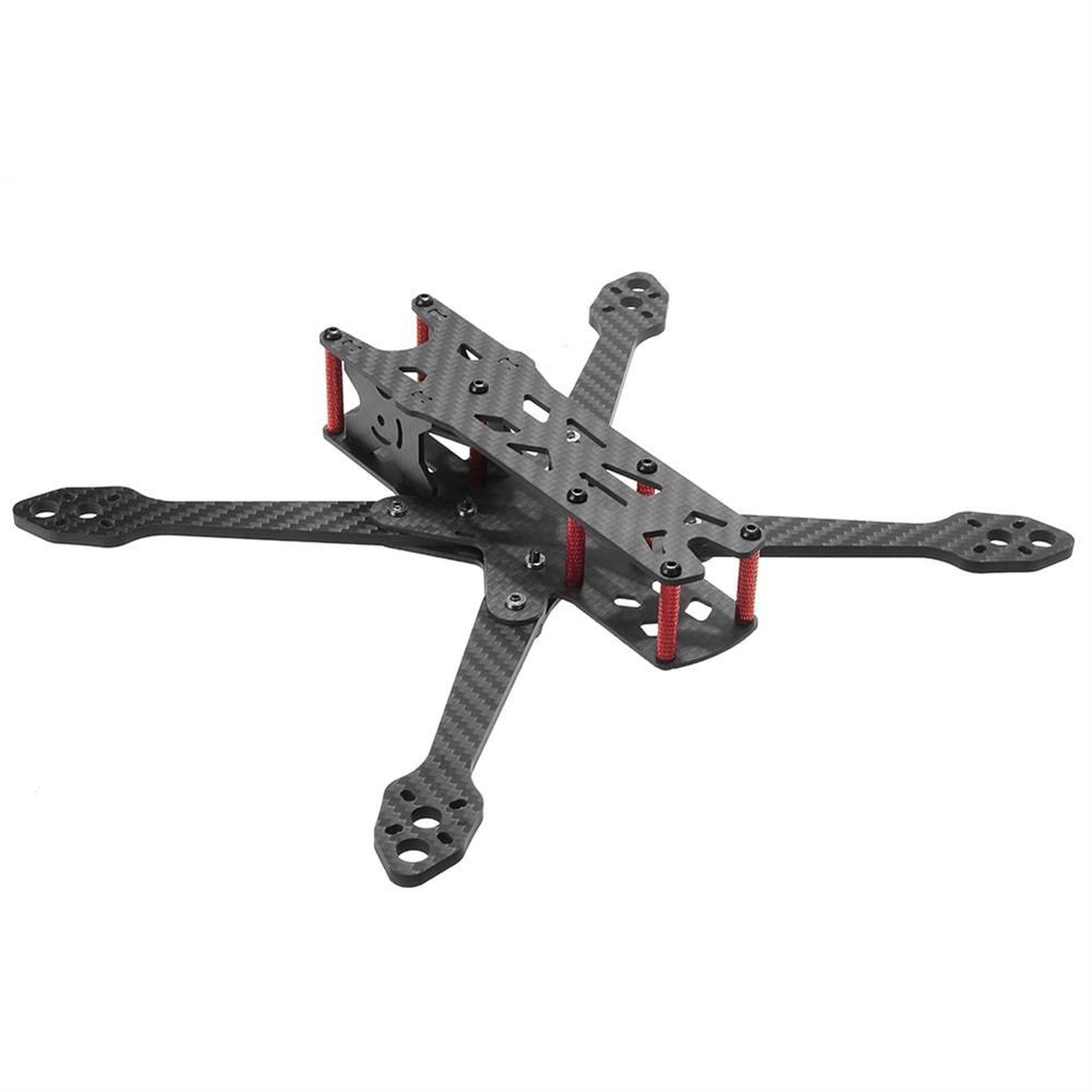 multi-rotor-parts Realacc Martian IV 6 Inch 250mm Wheelbase 4mm Arm Carbon Fiber FPV Racing Frame Kit RC1295870 4