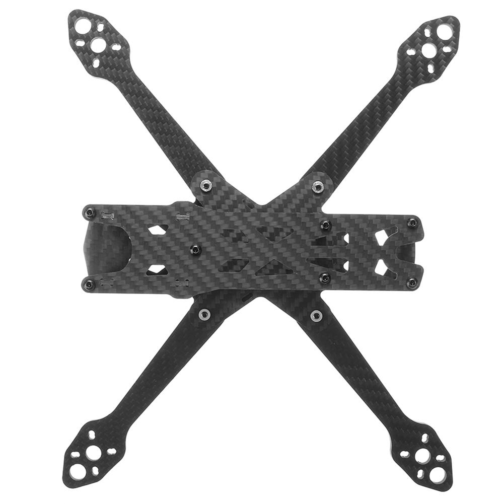 multi-rotor-parts Realacc Martian IV 6 Inch 250mm Wheelbase 4mm Arm Carbon Fiber FPV Racing Frame Kit RC1295870 5