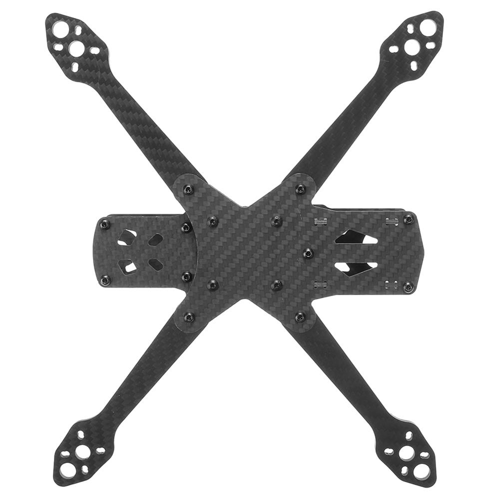multi-rotor-parts Realacc Martian IV 6 Inch 250mm Wheelbase 4mm Arm Carbon Fiber FPV Racing Frame Kit RC1295870 6