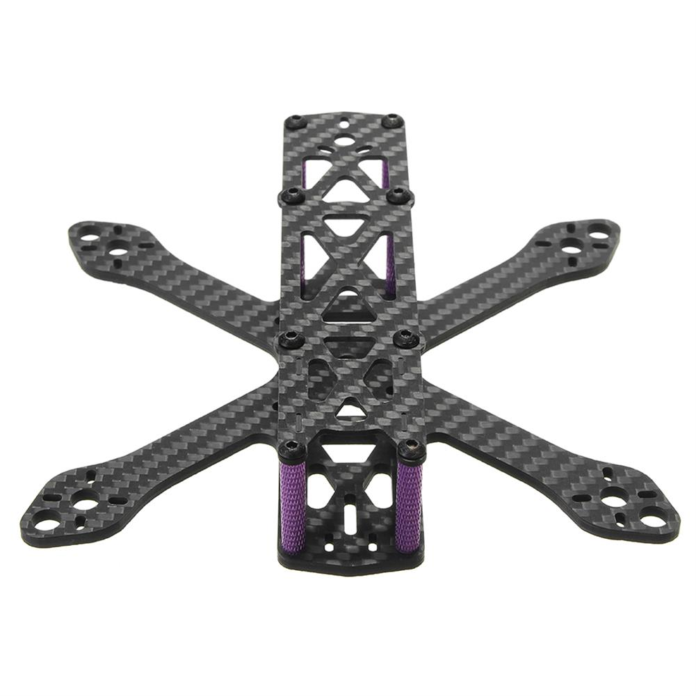 multi-rotor-parts Realacc Martian II 140mm Wheelbase 3mm Arm Carbon Fiber FPV Racing Frame Kit RC1295871 2