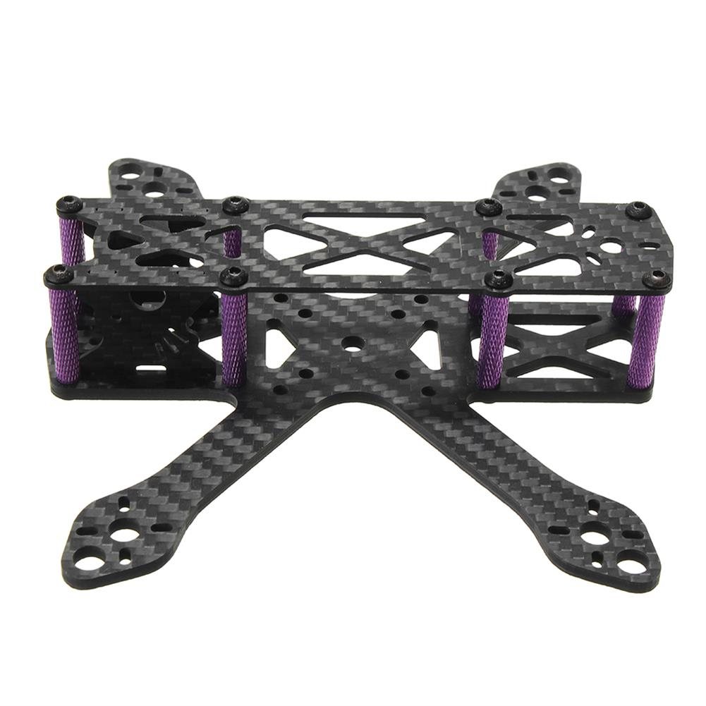 multi-rotor-parts Realacc Martian II 140mm Wheelbase 3mm Arm Carbon Fiber FPV Racing Frame Kit RC1295871 3