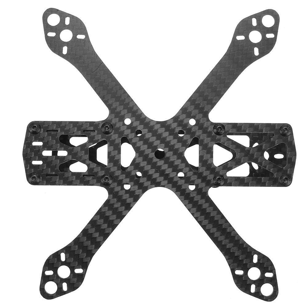 multi-rotor-parts Realacc Martian II 140mm Wheelbase 3mm Arm Carbon Fiber FPV Racing Frame Kit RC1295871 5