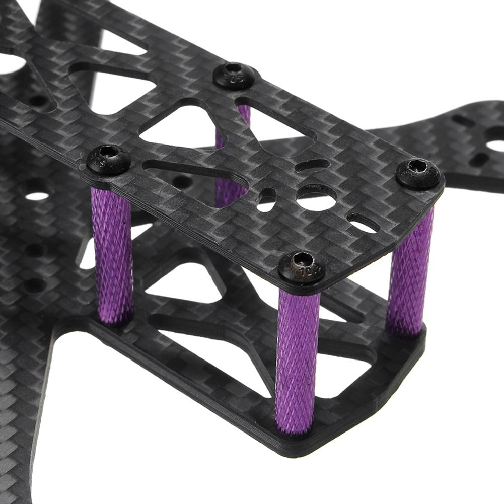 multi-rotor-parts Realacc Martian II 140mm Wheelbase 3mm Arm Carbon Fiber FPV Racing Frame Kit RC1295871 7