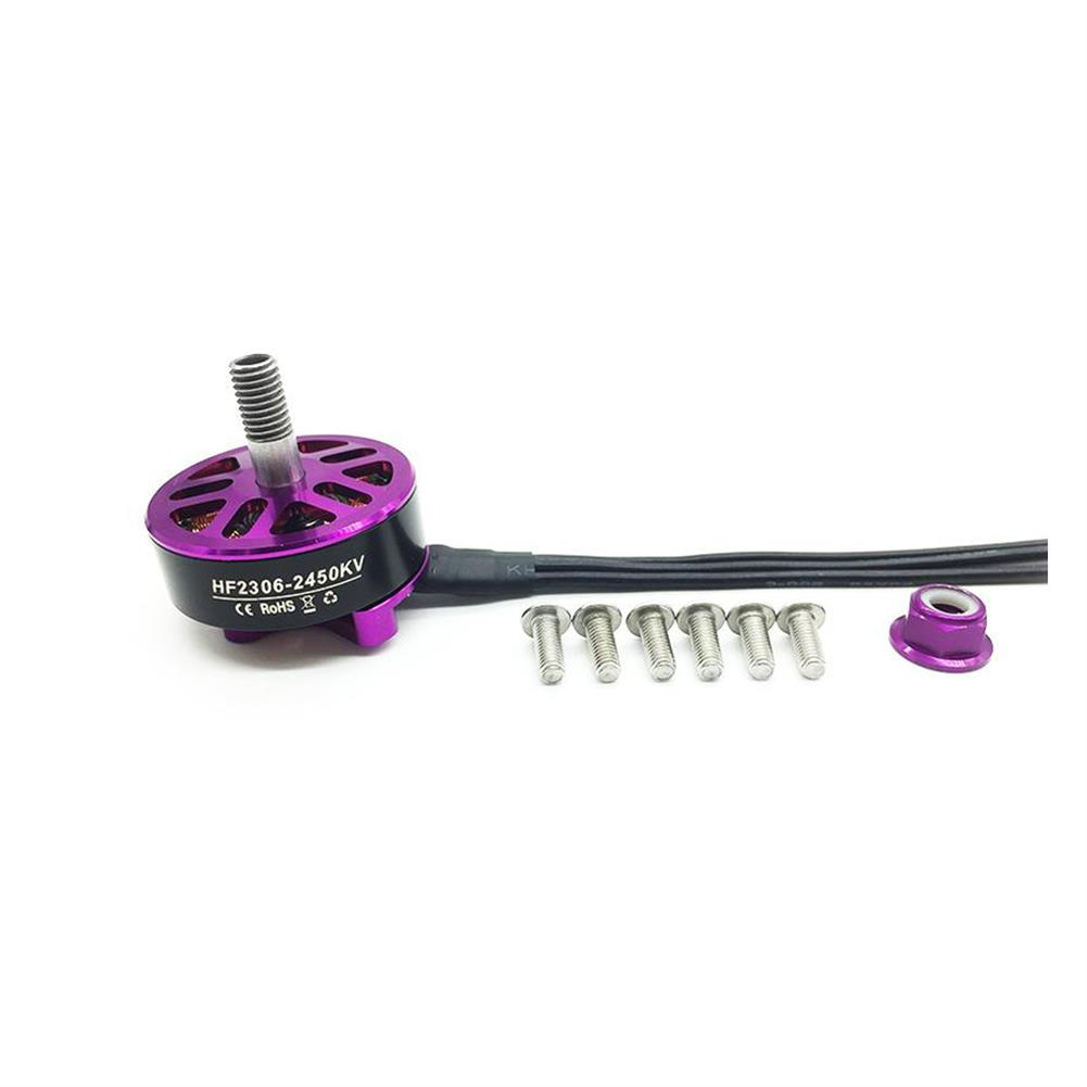 multi-rotor-parts HGLRC Flame HF2306 2306 2450KV Brushless Motor 4-5S For RC Drone FPV Racing Multi Rotor RC1296490