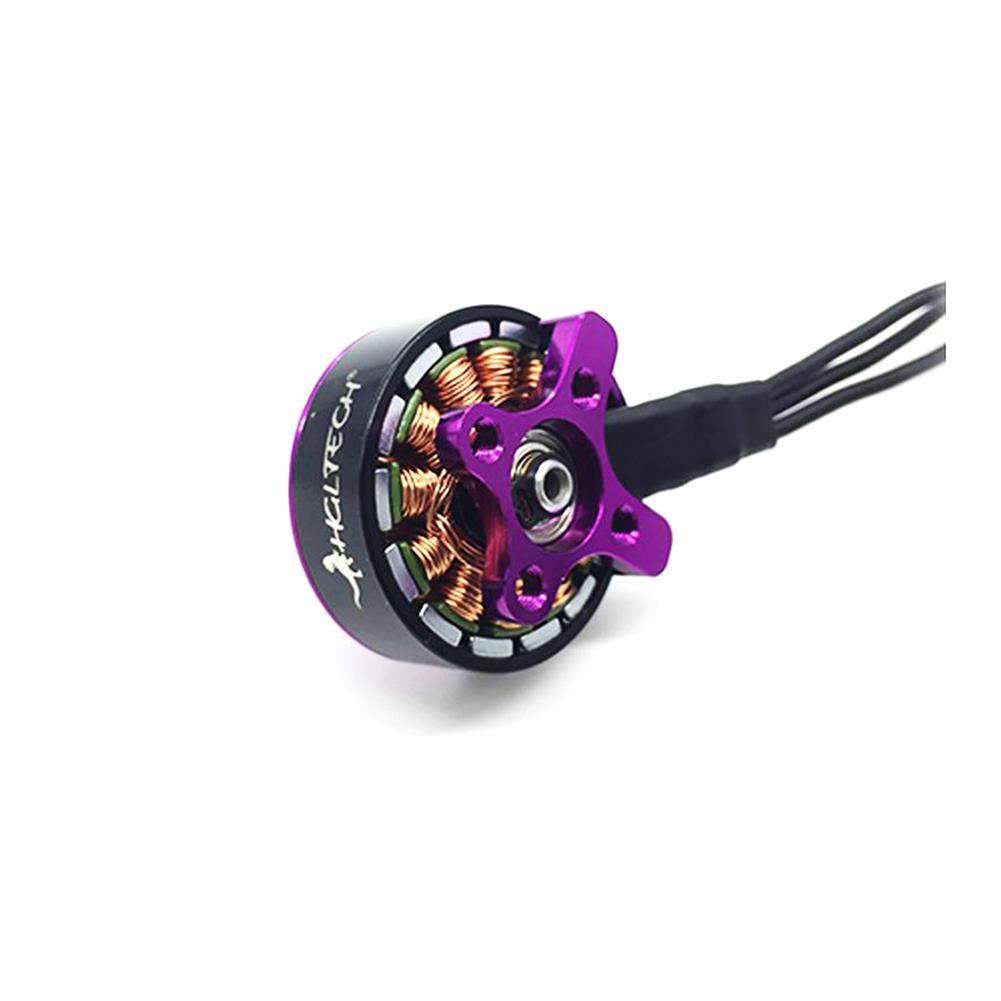 multi-rotor-parts 4X HGLRC Flame HF2306 2306 2450KV Brushless Motor 4-5S For RC Drone FPV Racing Multi Rotor RC1297094 3