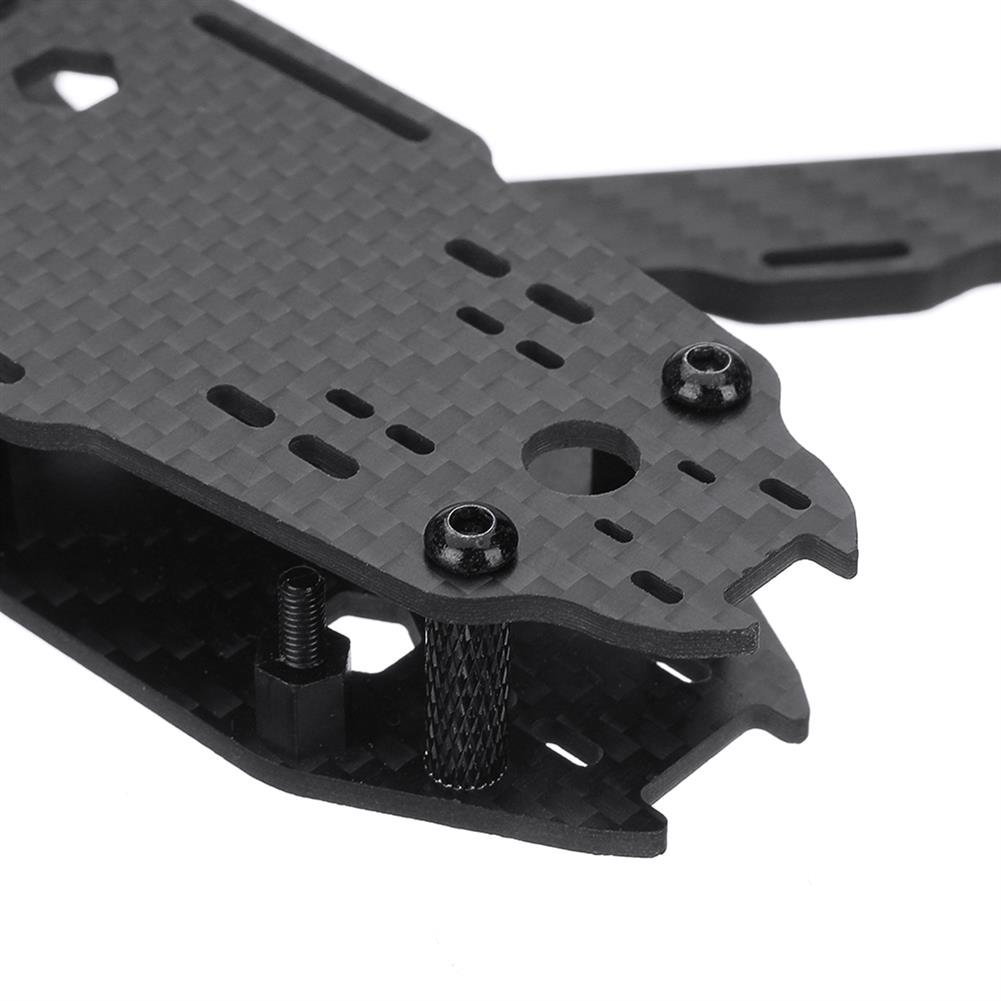 multi-rotor-parts Realacc Avenger 215 5 Inch 215mm Wheelbase 4mm Arm Carbon Fiber FPV Racing Frame Kit for RC Drone RC1299118 6