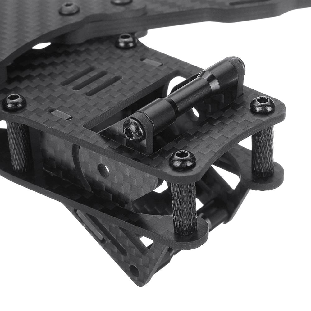multi-rotor-parts Realacc Avenger 215 5 Inch 215mm Wheelbase 4mm Arm Carbon Fiber FPV Racing Frame Kit for RC Drone RC1299118 8