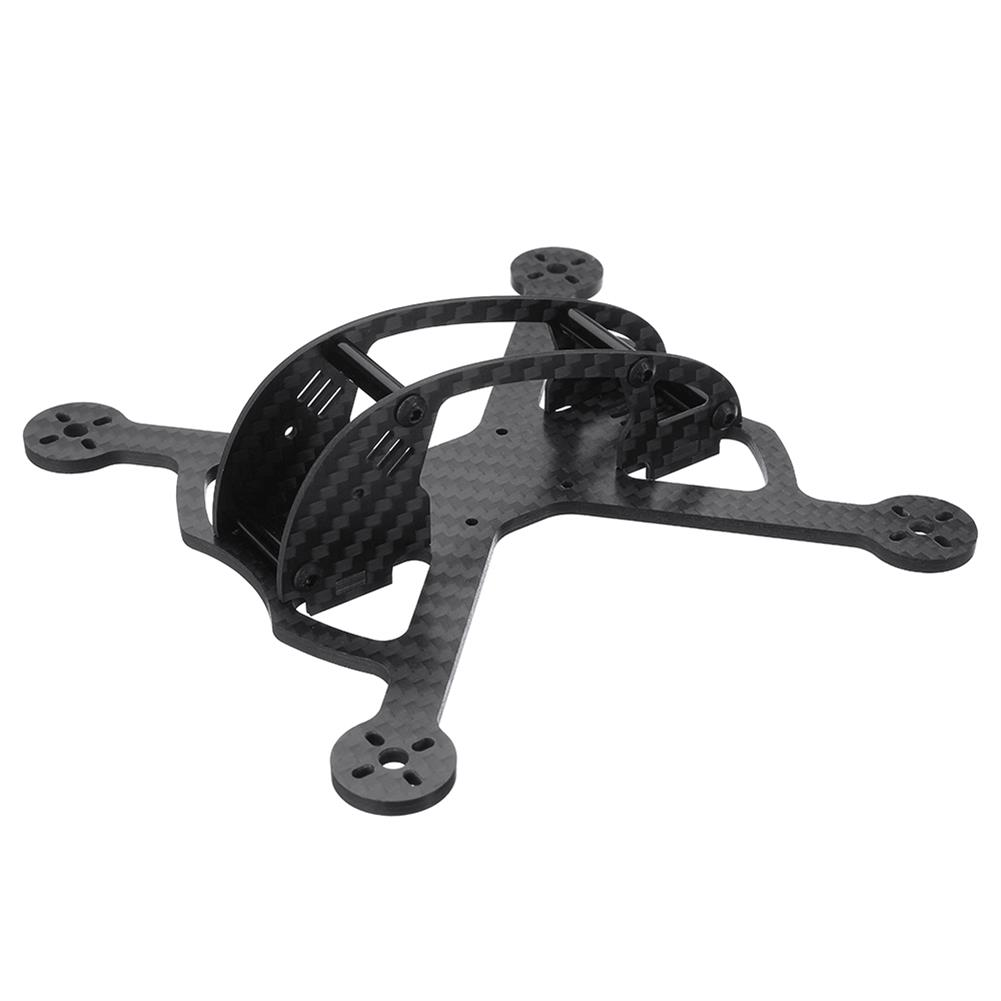 multi-rotor-parts Realacc Land150 150mm Wheelbase 3mm Arm X Type 3 Inch Carbon Fiber FPV Racing Frame Kit for RC Drone RC1299120