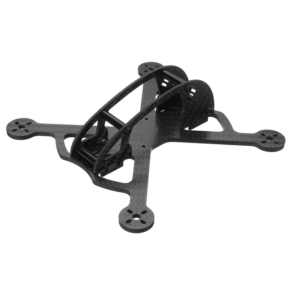 multi-rotor-parts Realacc Land150 150mm Wheelbase 3mm Arm X Type 3 Inch Carbon Fiber FPV Racing Frame Kit for RC Drone RC1299120 5