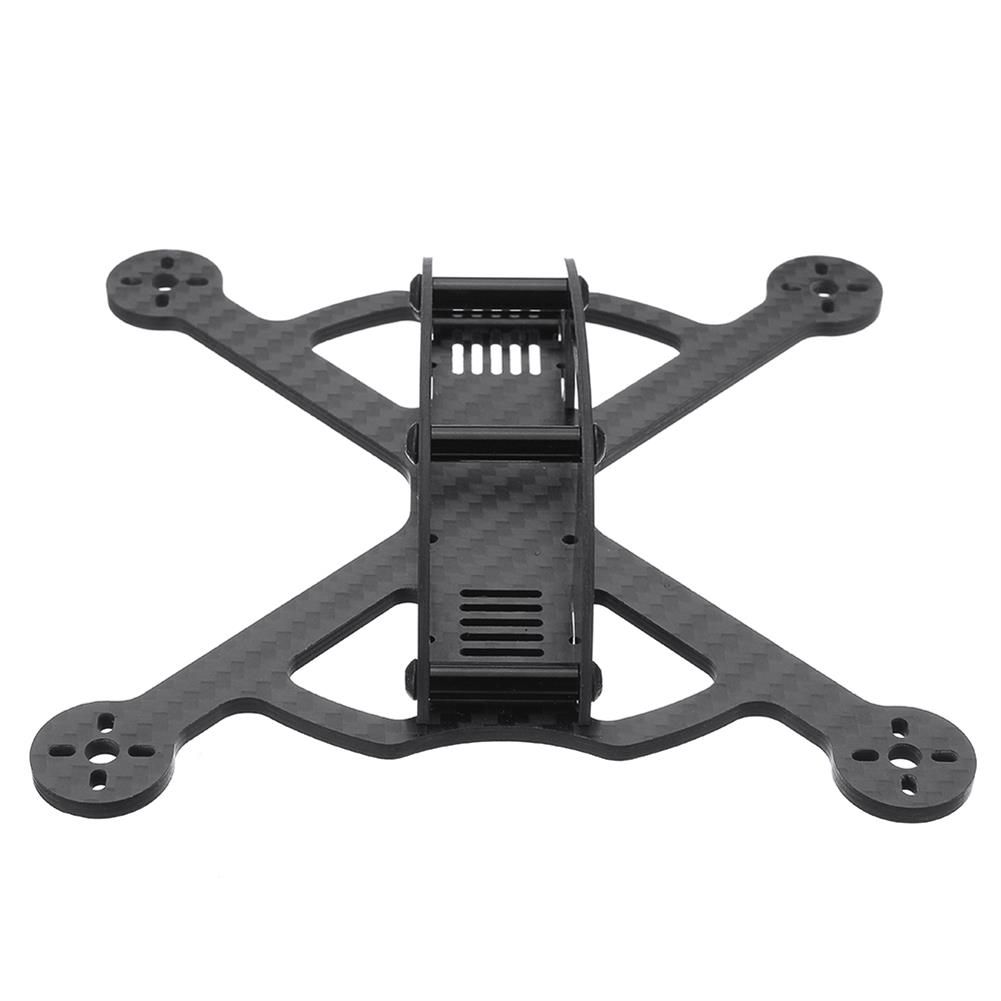 multi-rotor-parts Realacc Land150 150mm Wheelbase 3mm Arm X Type 3 Inch Carbon Fiber FPV Racing Frame Kit for RC Drone RC1299120 7