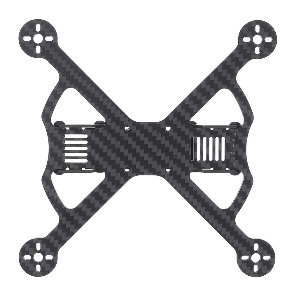 multi-rotor-parts Realacc Land150 150mm Wheelbase 3mm Arm X Type 3 Inch Carbon Fiber FPV Racing Frame Kit for RC Drone RC1299120 8