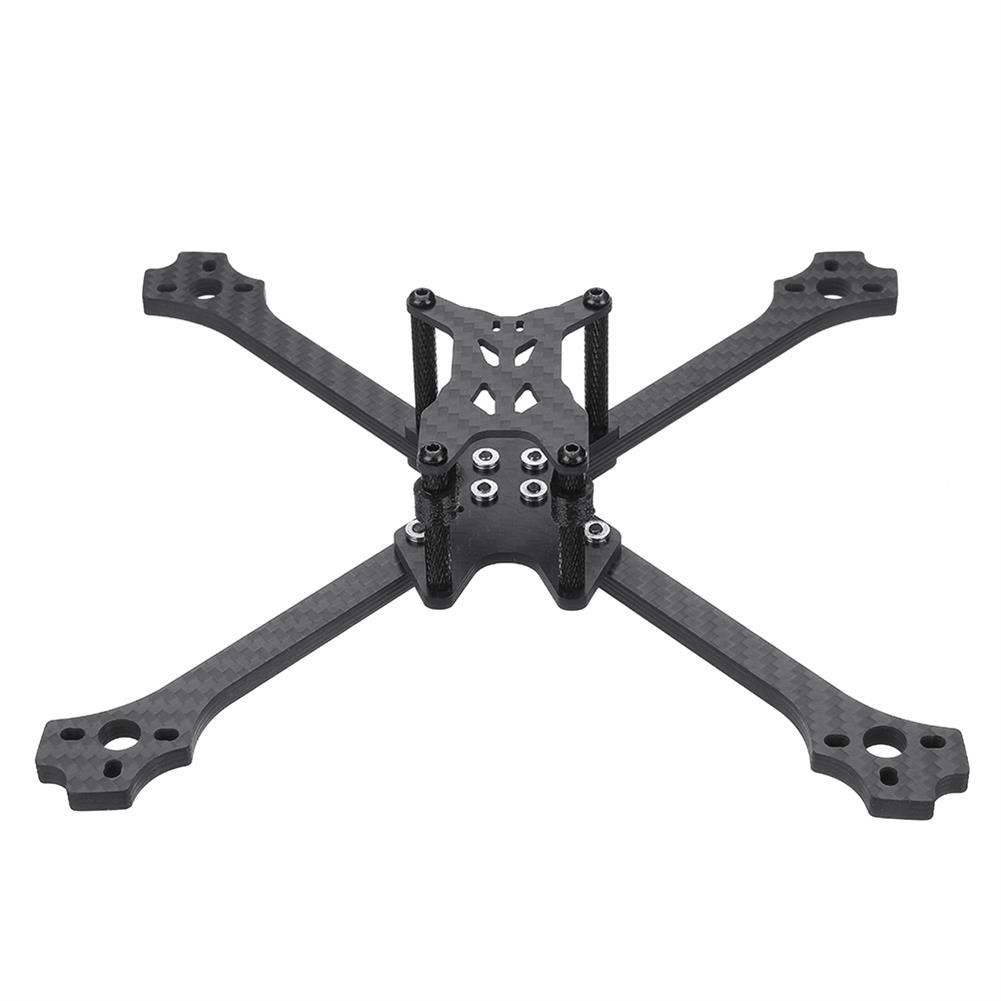 multi-rotor-parts Realacc W200 200mm Wheelbase 5mm Arm 5 Inch Carbon Fiber FPV Racing Frame Kit for RC Drone RC1299121