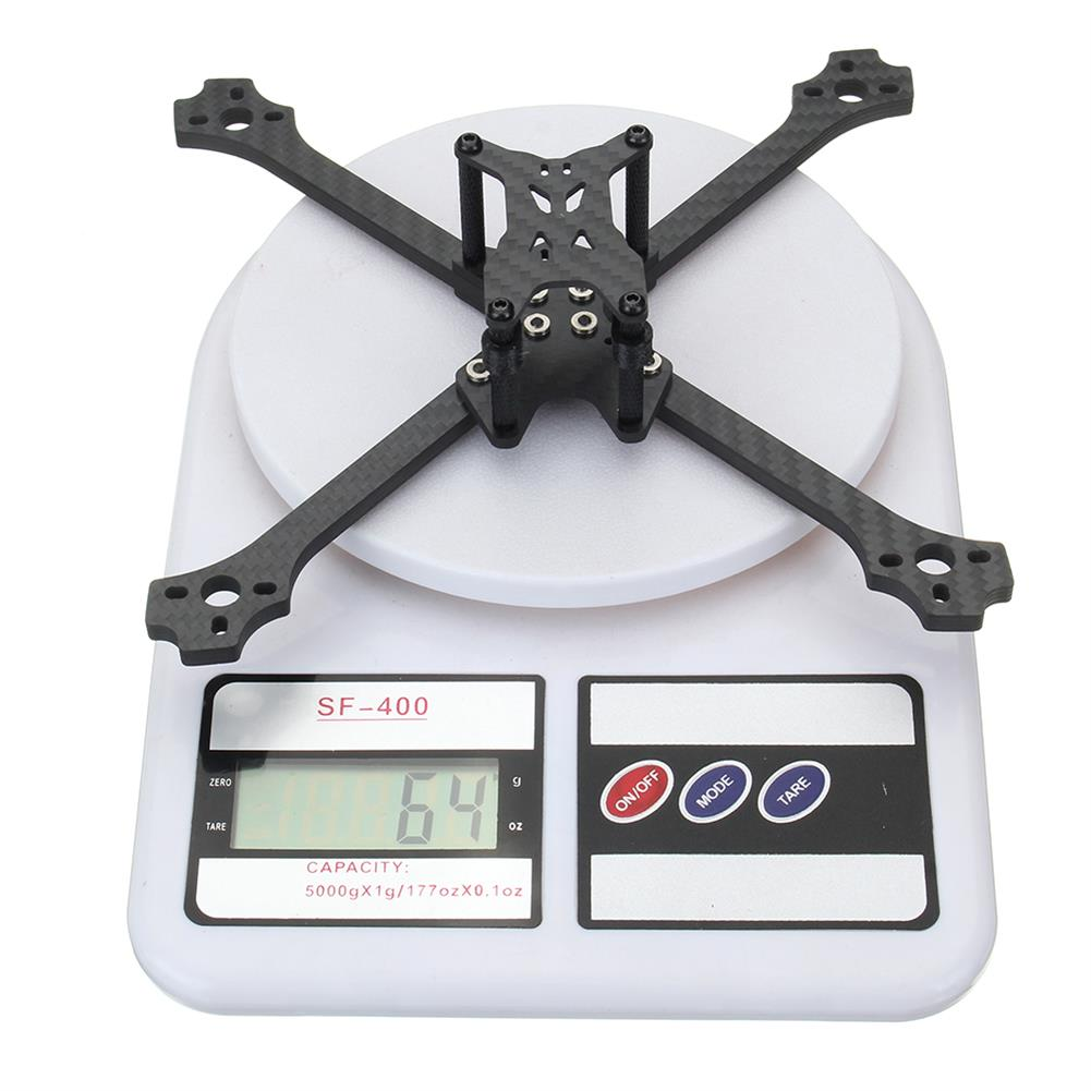 multi-rotor-parts Realacc W200 200mm Wheelbase 5mm Arm 5 Inch Carbon Fiber FPV Racing Frame Kit for RC Drone RC1299121 8