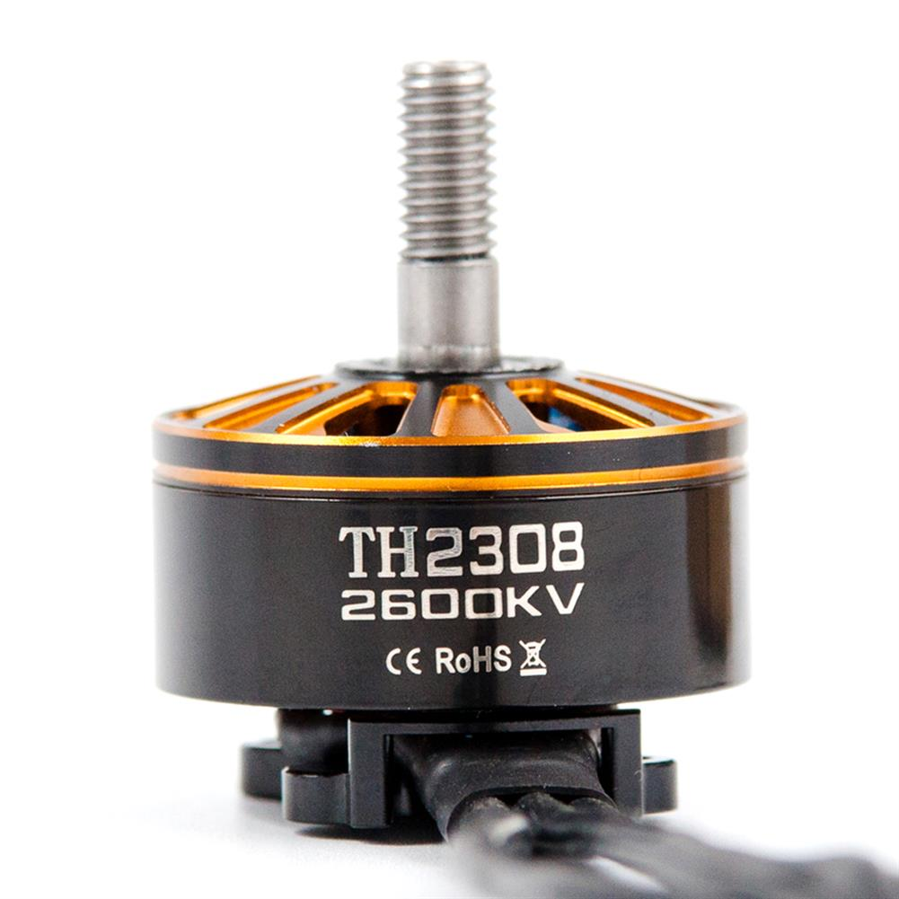 multi-rotor-parts TopMotor TH2308 2308 2600KV Brushless Motor 3-5S Golden For RC Drone FPV Racing Multi Rotor RC1299127 1