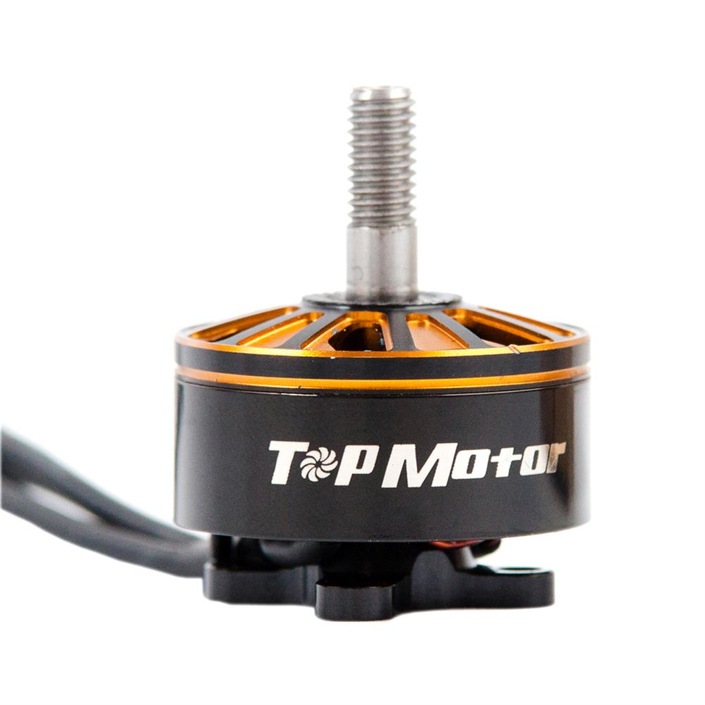 multi-rotor-parts TopMotor TH2308 2308 2600KV Brushless Motor 3-5S Golden For RC Drone FPV Racing Multi Rotor RC1299127 2