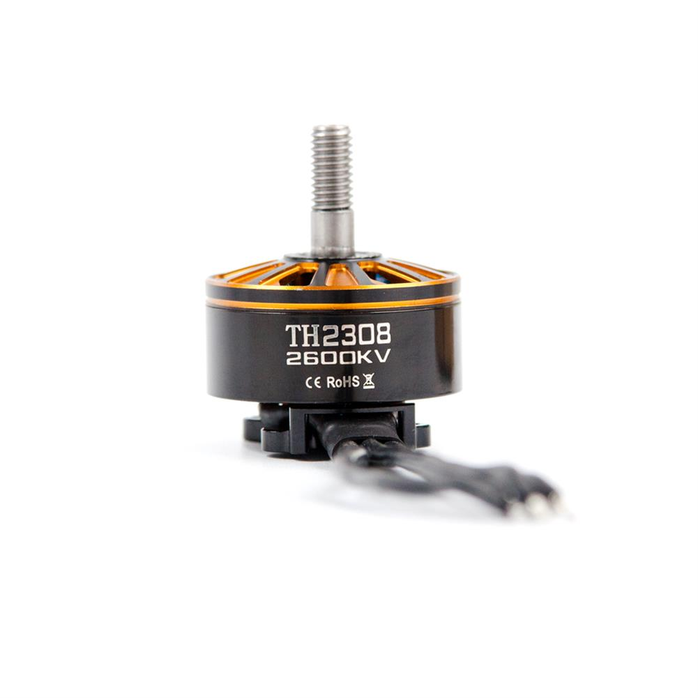 multi-rotor-parts TopMotor TH2308 2308 2600KV Brushless Motor 3-5S Golden For RC Drone FPV Racing Multi Rotor RC1299127 7