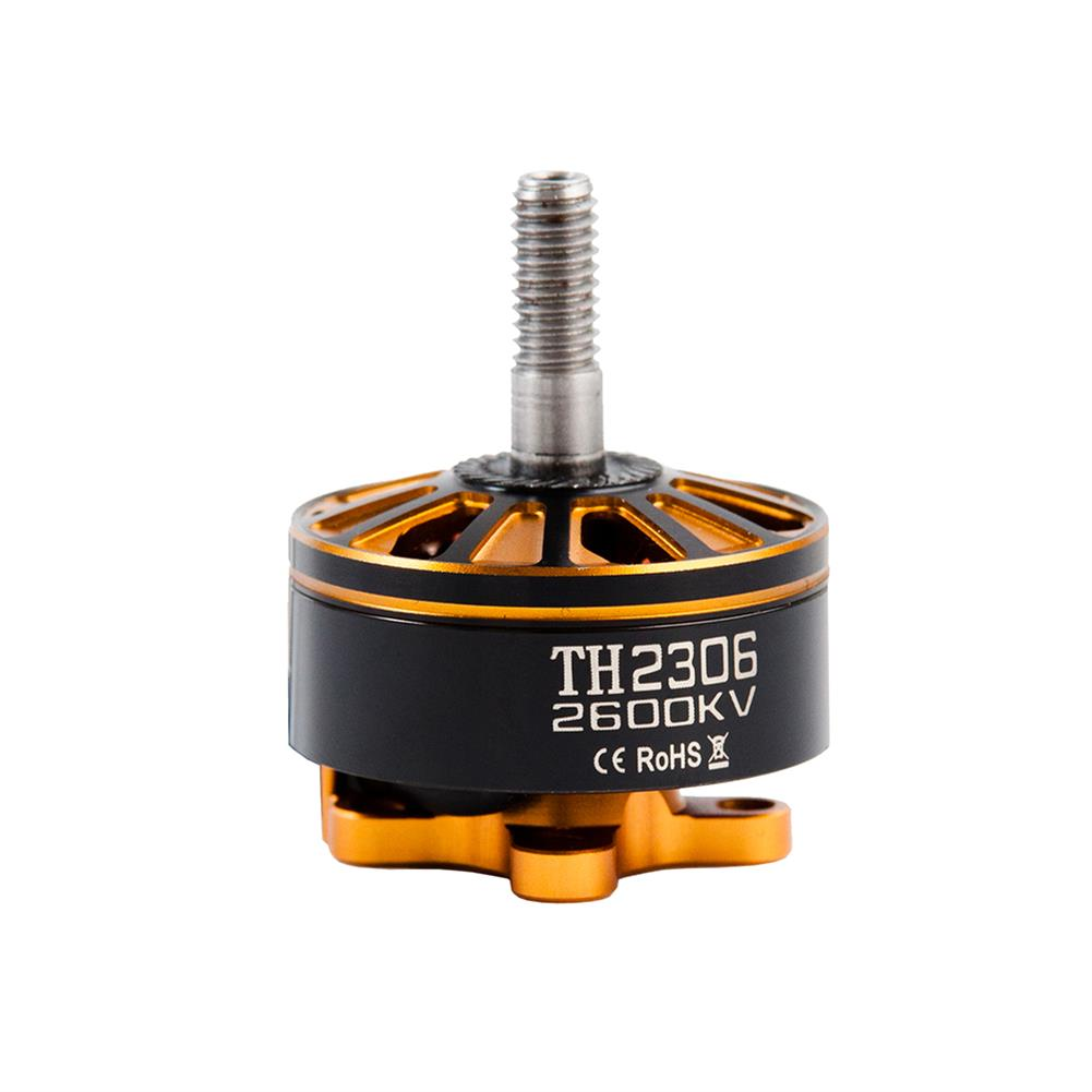multi-rotor-parts TopMotor TH2306 2306 2600KV Brushless Motor 3-5S Golden For RC Drone FPV Racing Multi Rotor RC1299130