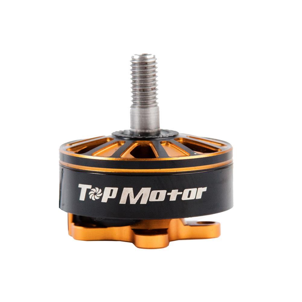 multi-rotor-parts TopMotor TH2306 2306 2600KV Brushless Motor 3-5S Golden For RC Drone FPV Racing Multi Rotor RC1299130 1