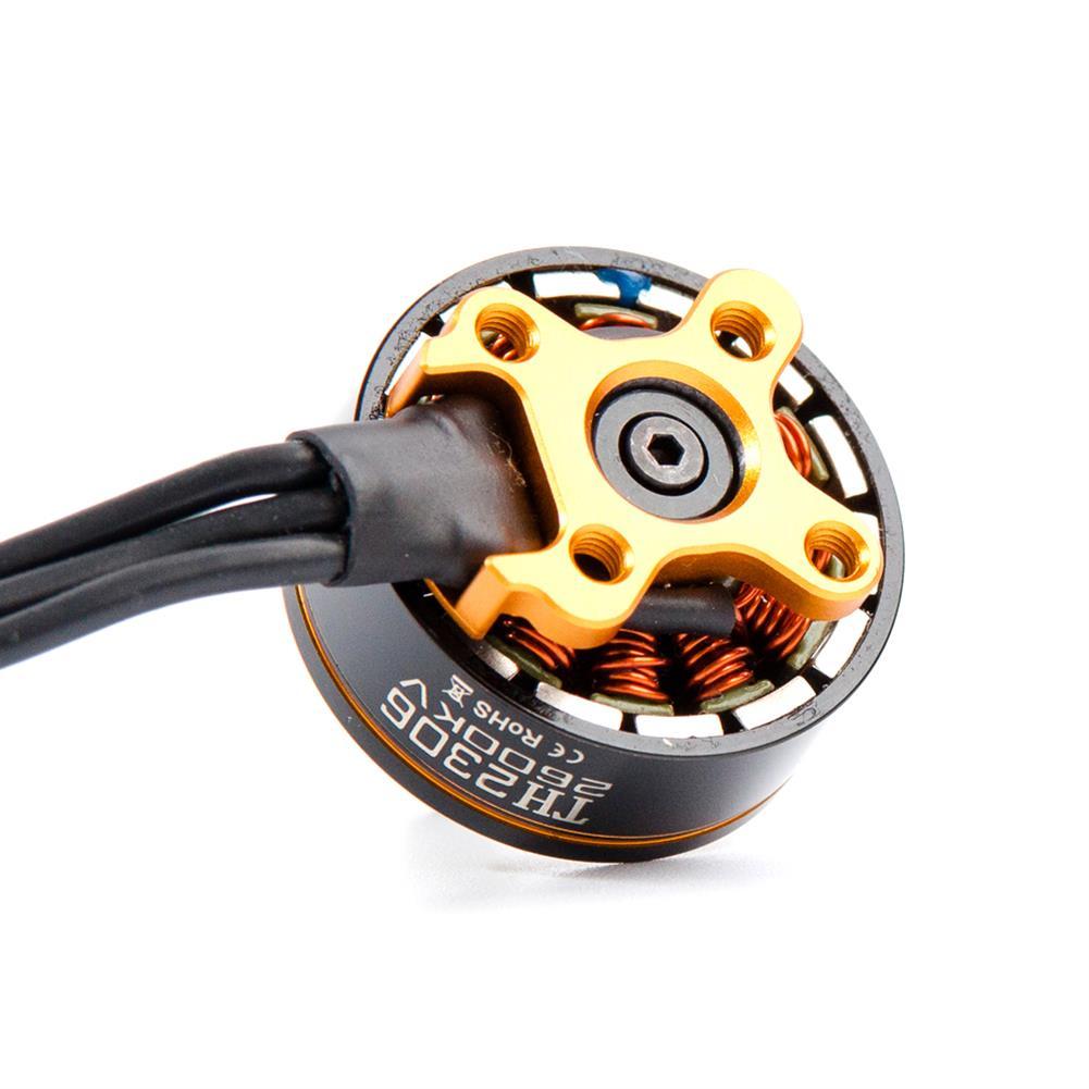 multi-rotor-parts TopMotor TH2306 2306 2600KV Brushless Motor 3-5S Golden For RC Drone FPV Racing Multi Rotor RC1299130 5