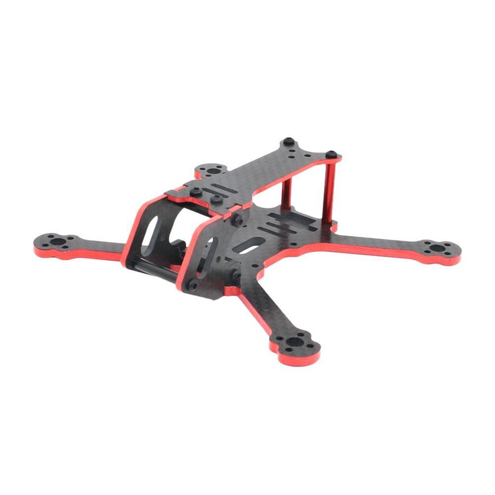 multi-rotor-parts SPC MAKER C120 120mm Wheelbase 3mm Arm Carbon Fiber FPV Racing Frame Kit RC1300570