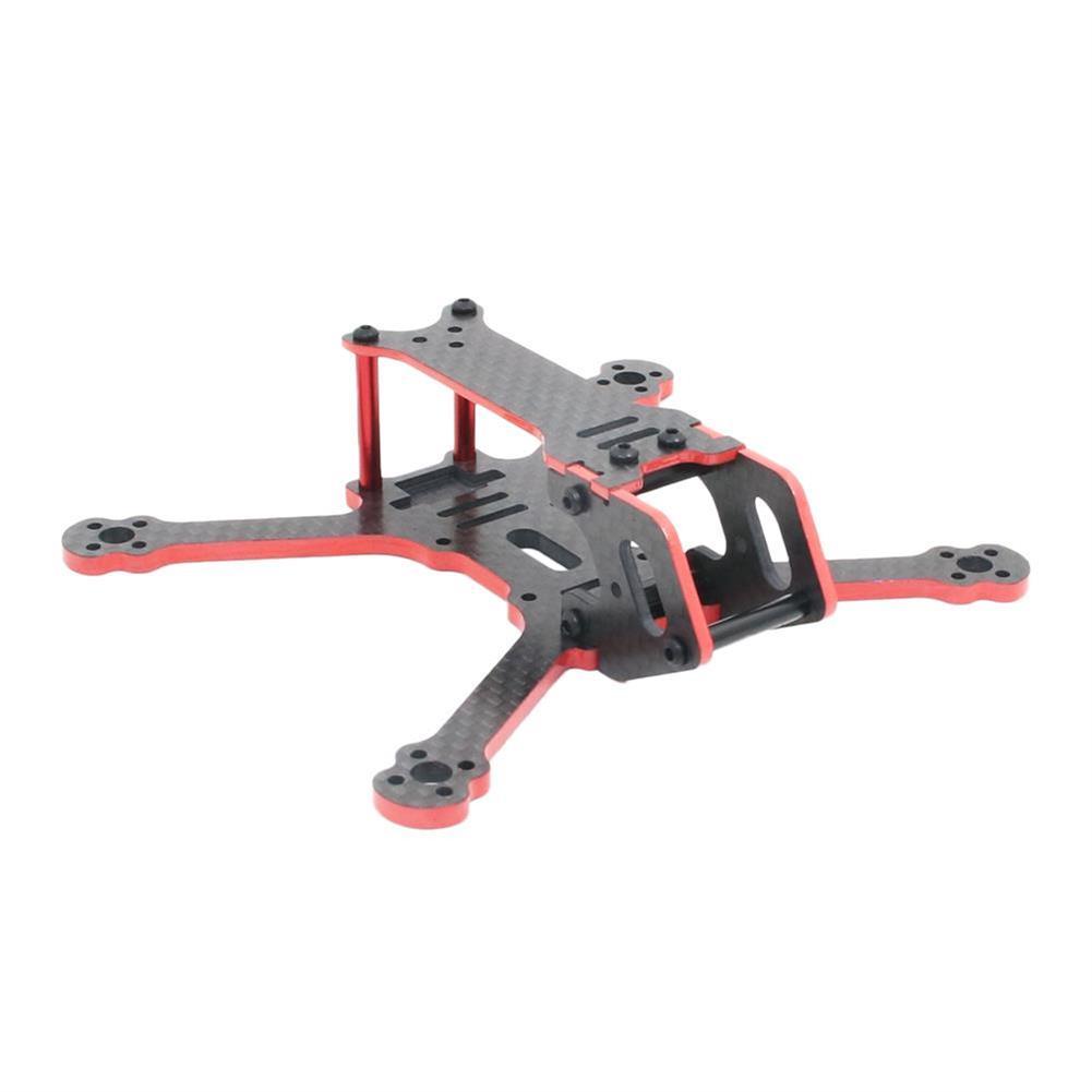 multi-rotor-parts SPC MAKER C120 120mm Wheelbase 3mm Arm Carbon Fiber FPV Racing Frame Kit RC1300570 1