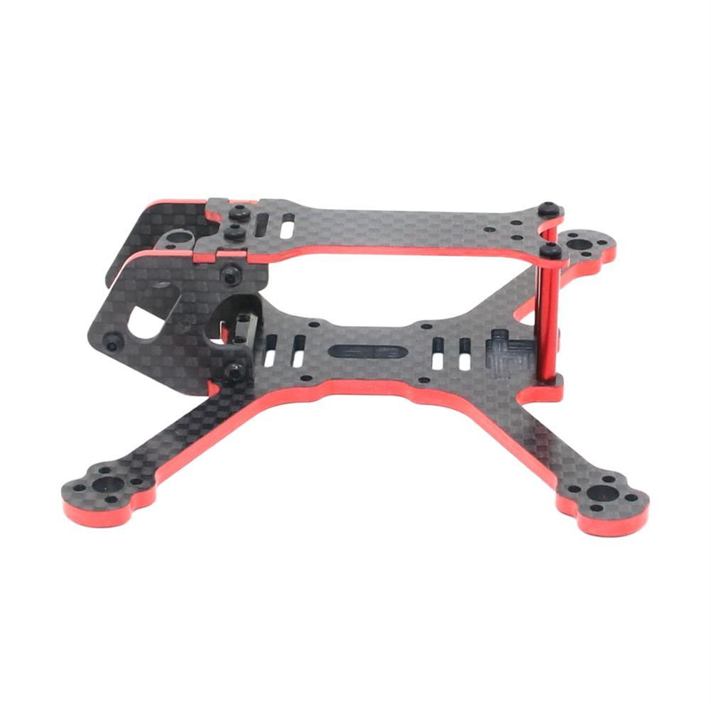 multi-rotor-parts SPC MAKER C120 120mm Wheelbase 3mm Arm Carbon Fiber FPV Racing Frame Kit RC1300570 2