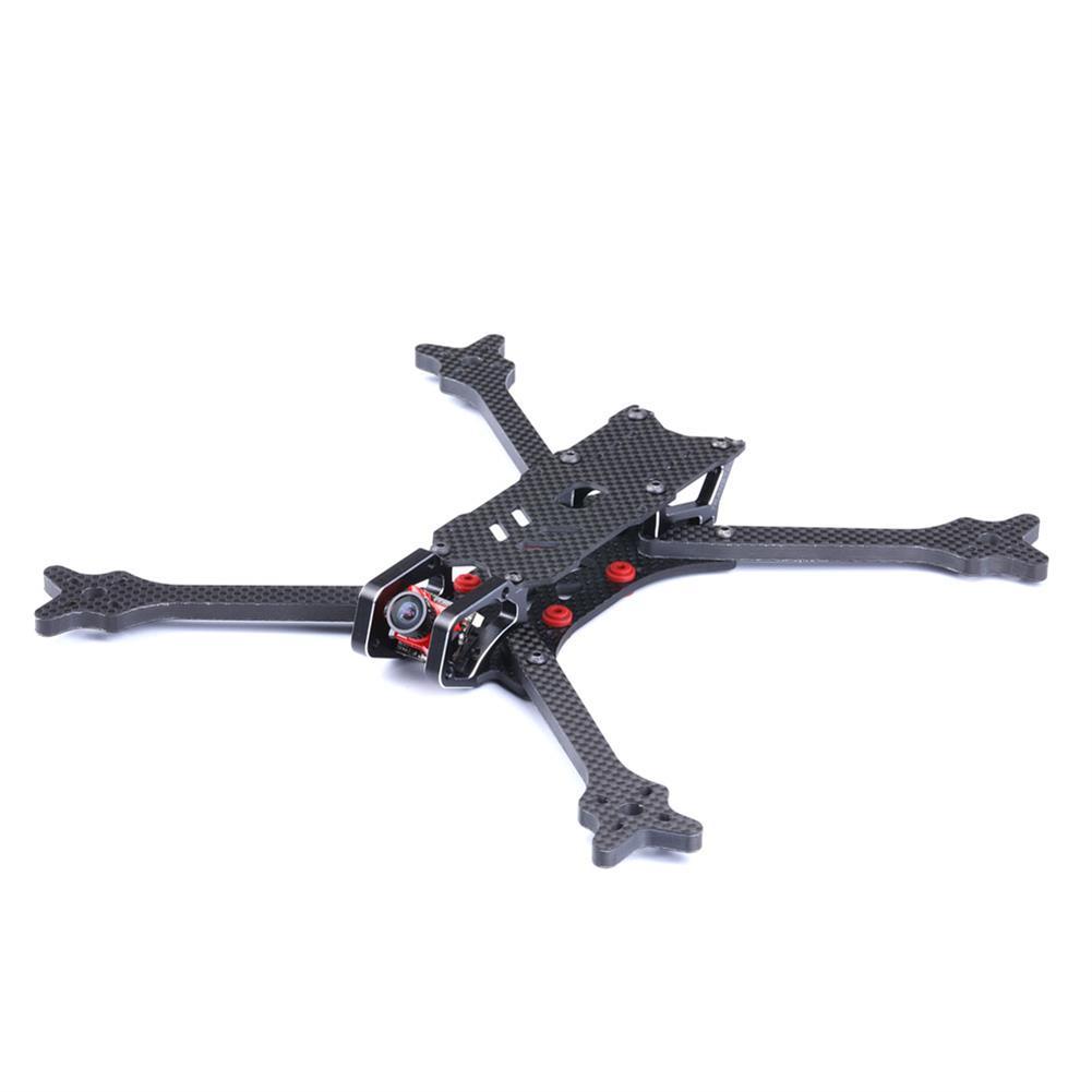 multi-rotor-parts TransTEC Freedom V2 235mm FPV Racing Frame Kit 6mm Arm Carbon Fiber RC1300582