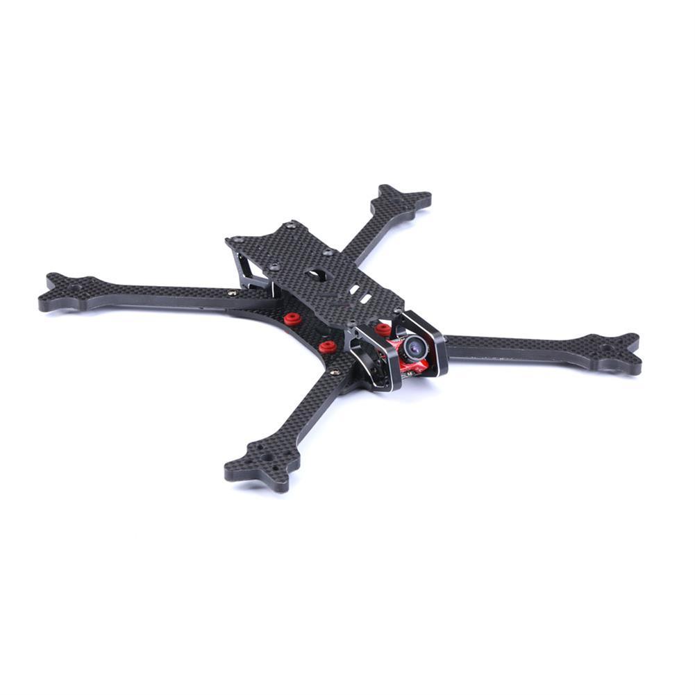 multi-rotor-parts TransTEC Freedom V2 235mm FPV Racing Frame Kit 6mm Arm Carbon Fiber RC1300582 1