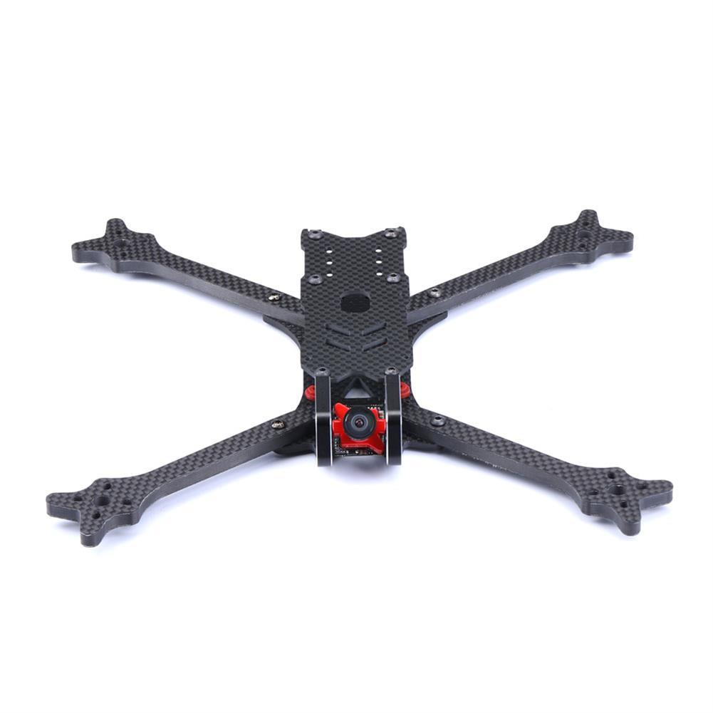 multi-rotor-parts TransTEC Freedom V2 235mm FPV Racing Frame Kit 6mm Arm Carbon Fiber RC1300582 2