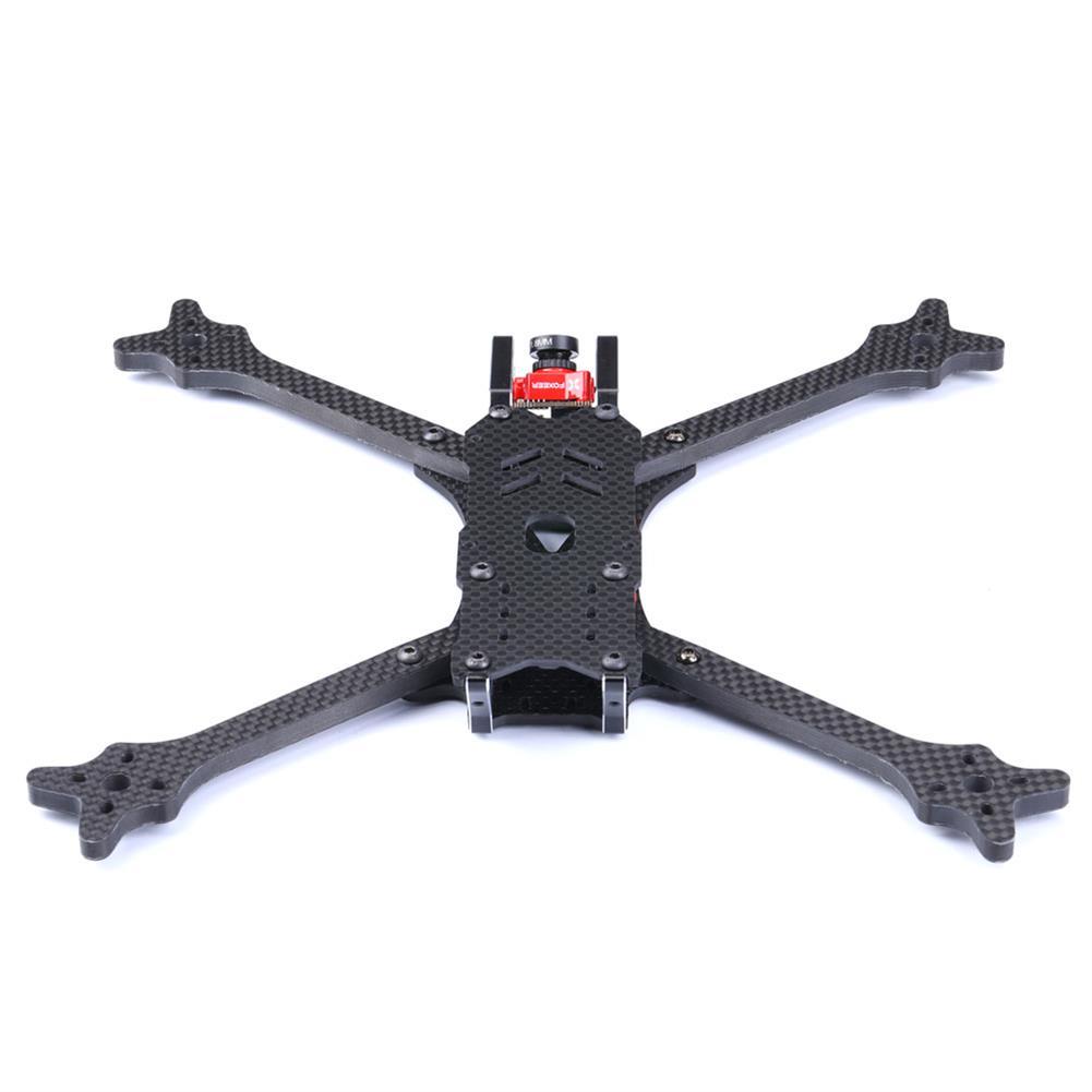 multi-rotor-parts TransTEC Freedom V2 235mm FPV Racing Frame Kit 6mm Arm Carbon Fiber RC1300582 3
