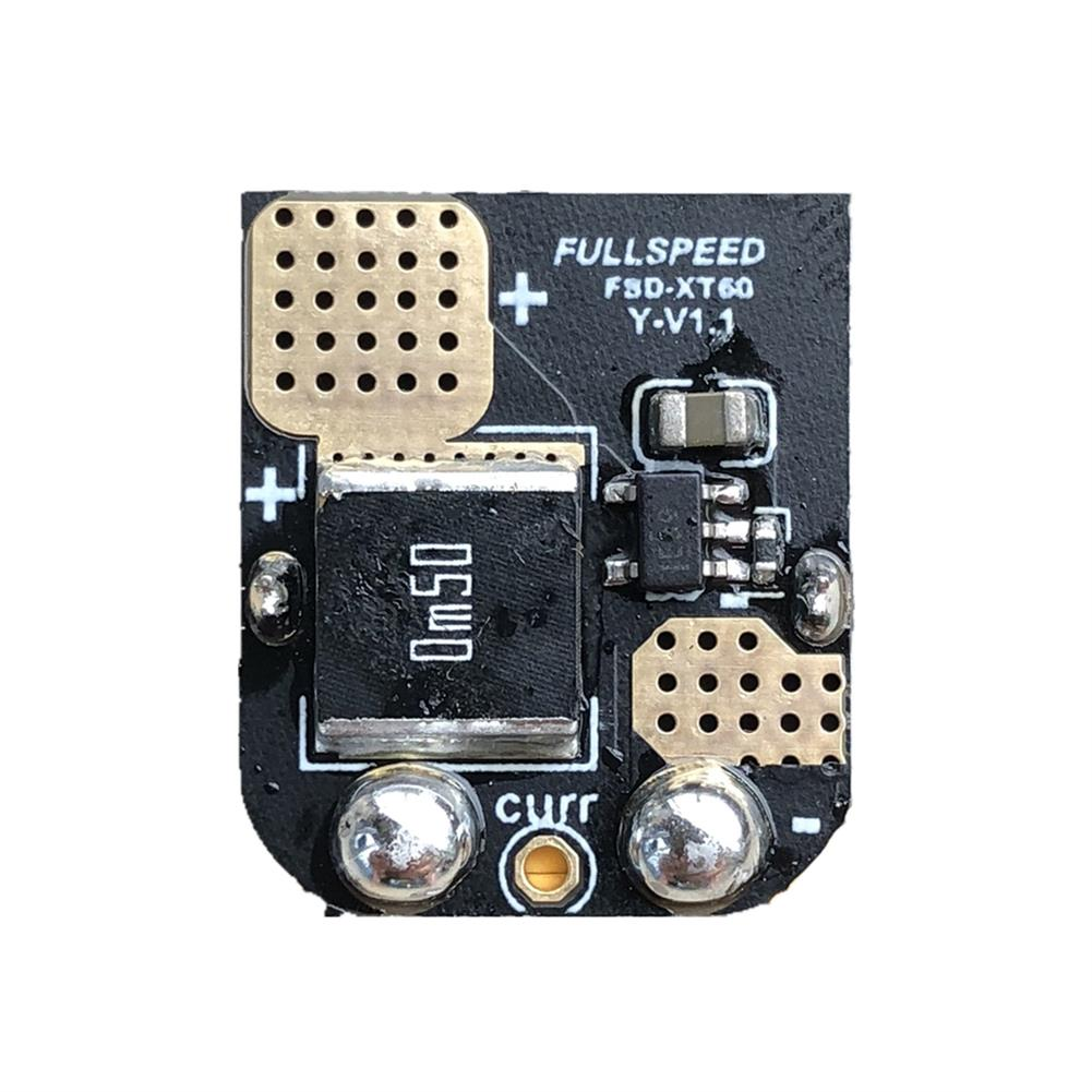 multi-rotor-parts FullSpeed FSD AMASS XT60 Current Sensor Current Meter 2-6S 80A For RC Drone FPV Racing Multi Rotor RC1302133 3