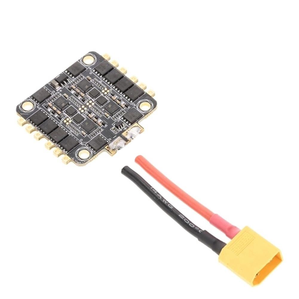 multi-rotor-parts Rcharlance 35A 4 IN 1 BLHeli_S Dshot600 2-6S ESC For RC Drone FPV Racing Multi Rotor RC1302134 3