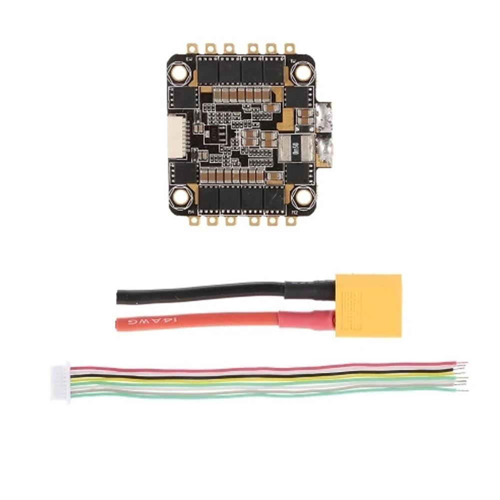 multi-rotor-parts Rcharlance 35A 4 IN 1 BLHeli_S Dshot600 2-6S ESC For RC Drone FPV Racing Multi Rotor RC1302134 4