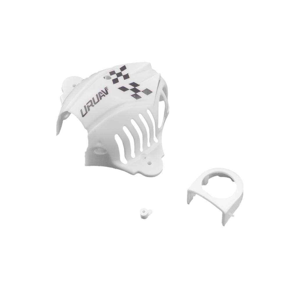 multi-rotor-parts URUAV UR65 FPV Racing Drone Spare Part ABS Camera Canopy Head Cover RC1302727 1
