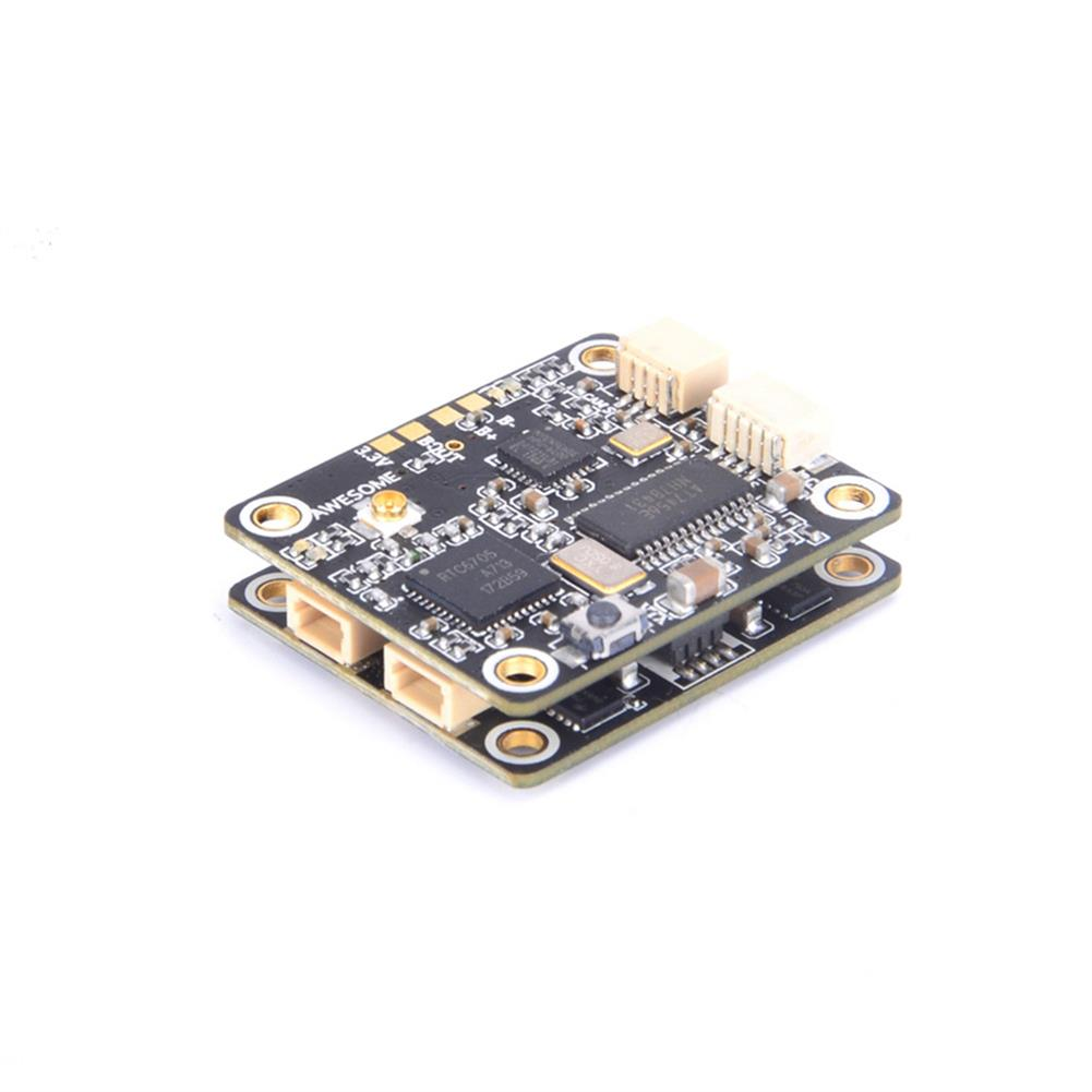 multi-rotor-parts 20x25mm Awesome F3 OSD Flight Controller Built-in 5.8G 25mW VTX 4in1 BLHeli_S 10A ESC for RC Drone RC1305412