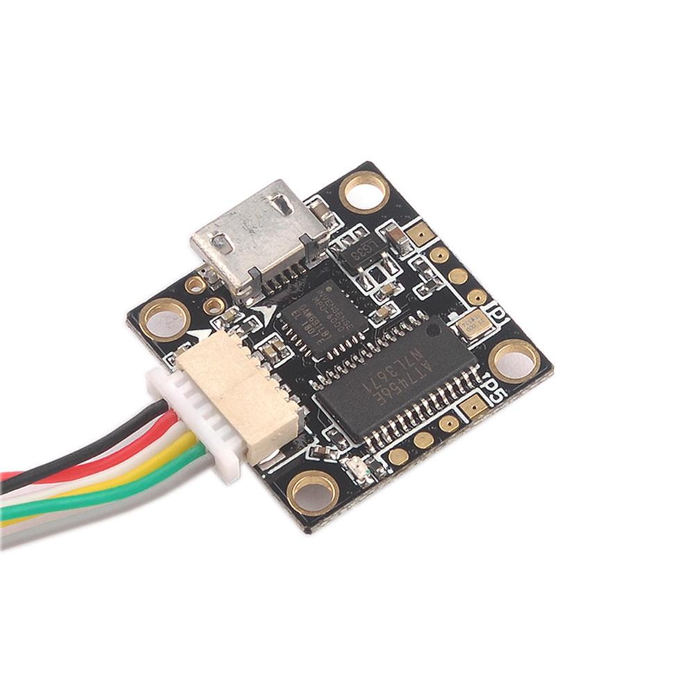 multi-rotor-parts TeenyF3 Pro Micro Omnibus F3 Flight Controller 1-2S Built In OSD Buck-Boost Converter 16x16mm RC1305866