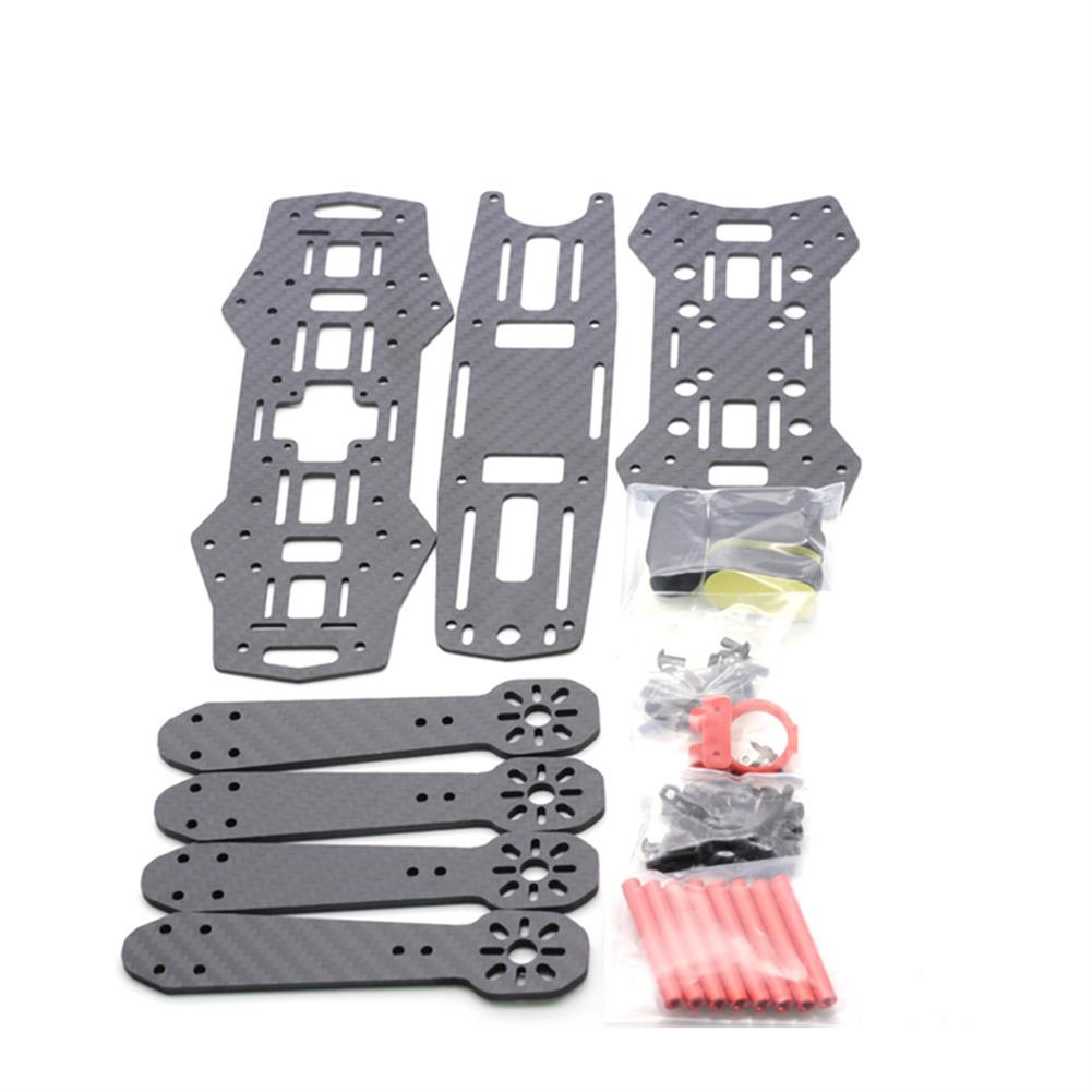 multi-rotor-parts New ZMR250 250mm Wheelbase Carbon Fiber FPV Racing Frame Kit for RC Drone RC1305898 3
