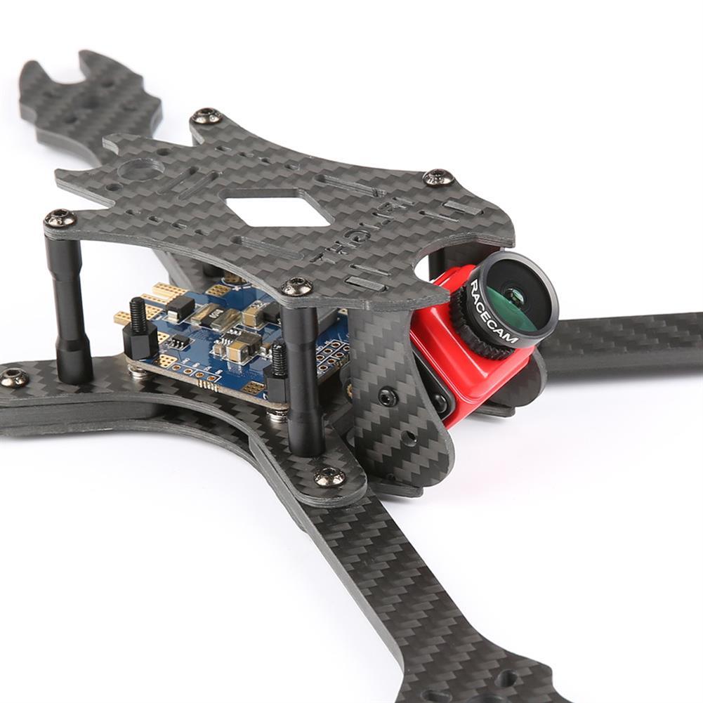 multi-rotor-parts iFlight Strider X5 V2 240mm Stretch X FPV Racing Frame 4mm Arm Carbon Fiber For RC Drone RC1307633 3